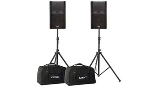 Sound Equipment & Wireless Microphones