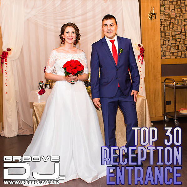 Best Wedding Entrance Song: Music Charts